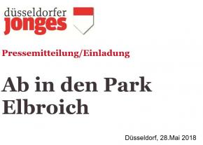 Ab in den Park Elbroich