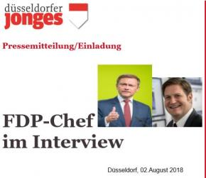 FDP-Chef im Interview